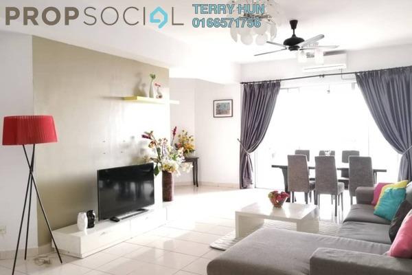 For Rent Condominium at Villa Wangsamas, Wangsa Maju Freehold Fully Furnished 3R/1B 2.1k