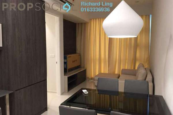 For Rent Serviced Residence at The Robertson, Pudu Freehold Fully Furnished 1R/1B 2.6k