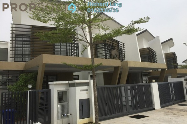 For Sale Terrace at Laman Glenmarie, Saujana Freehold Unfurnished 4R/3B 1.1m