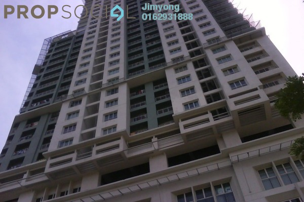 For Sale Condominium at Metropolitan Square, Damansara Perdana Freehold Semi Furnished 3R/2B 500k