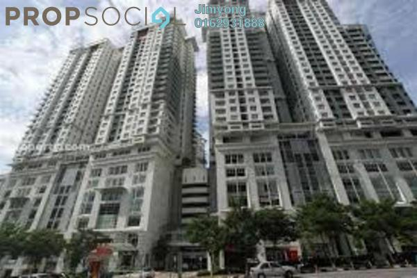 For Sale Condominium at Metropolitan Square, Damansara Perdana Freehold Fully Furnished 3R/2B 800k