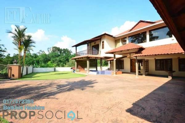 For Sale Bungalow at Saujana Impian, Kajang Freehold Semi Furnished 6R/7B 2.4m
