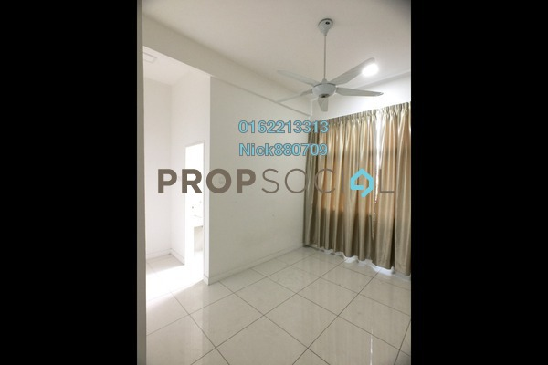 For Rent Condominium at Skypod, Bandar Puchong Jaya Freehold Semi Furnished 3R/2B 1.6k