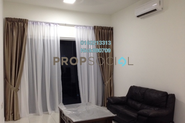 For Rent Condominium at Skypod, Bandar Puchong Jaya Freehold Fully Furnished 2R/2B 1.9k