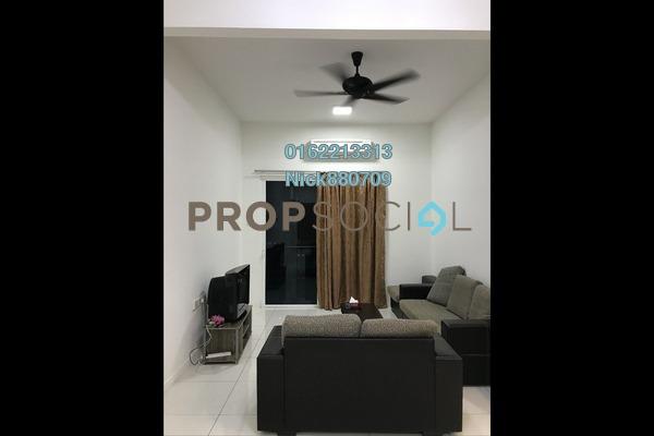For Rent Condominium at Skypod, Bandar Puchong Jaya Freehold Fully Furnished 3R/3B 2.2k
