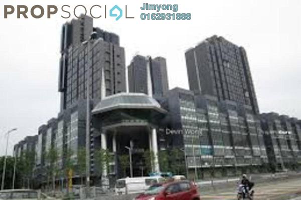 For Rent Condominium at Icon City, Petaling Jaya Freehold Semi Furnished 0R/1B 2k