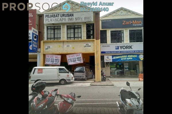 For Rent Shop at Damai 23, Alam Damai Freehold Unfurnished 0R/0B 5.8k