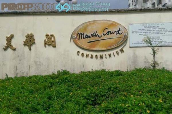 For Sale Condominium at Mewah Court, Kajang Freehold Semi Furnished 3R/2B 295k