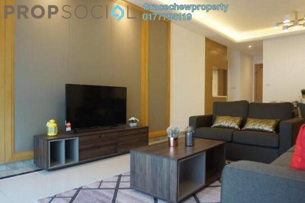 For Rent Serviced Residence at R&F Princess Cove, Johor Bahru Freehold Fully Furnished 3R/2B 4k