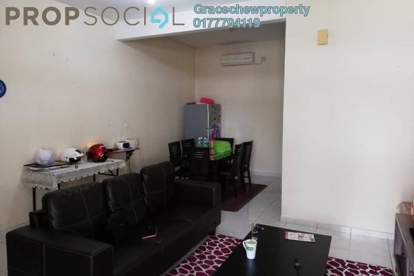 For Rent Terrace at Taman Bukit Indah, Bukit Indah Freehold Semi Furnished 4R/2B 1.78k