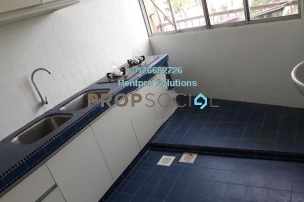 For Rent Apartment at Sri Endah Apartment, Sri Petaling Freehold Semi Furnished 2R/1B 1k