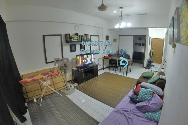 For Sale Apartment at Menara Orkid, Sentul Leasehold Unfurnished 3R/2B 295k