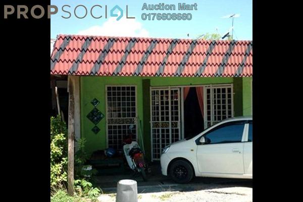 For Sale Terrace at Taman Murni Perdana, Dungun Freehold Unfurnished 0R/0B 85.5k