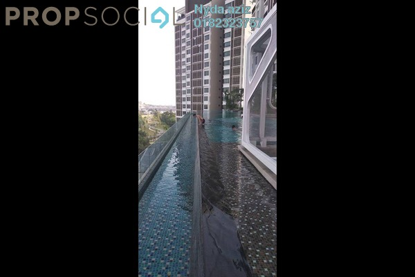 For Rent Condominium at Putra Residence, Putra Heights Freehold Semi Furnished 3R/2B 2.2k