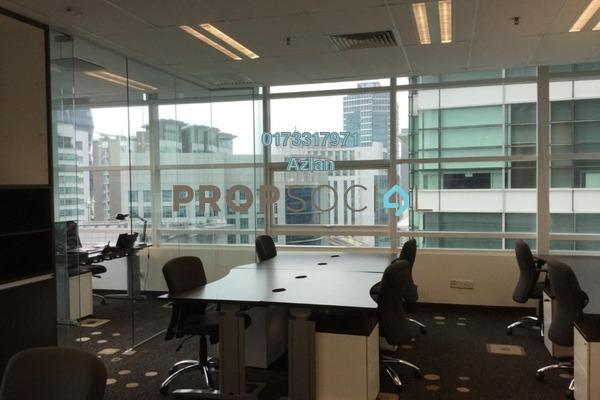 For Rent Office at Menara Axiata, KL Sentral Freehold Fully Furnished 0R/0B 19k
