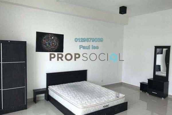 For Rent Condominium at Mutiara Ville, Cyberjaya Freehold Semi Furnished 0R/1B 1k
