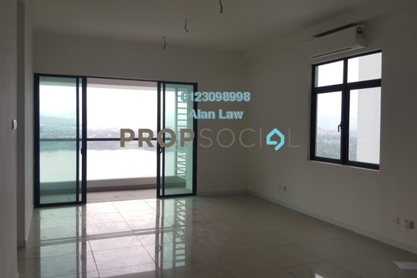 For Sale Condominium at Fortune Perdana Lakeside, Kepong Freehold Unfurnished 3R/2B 628k