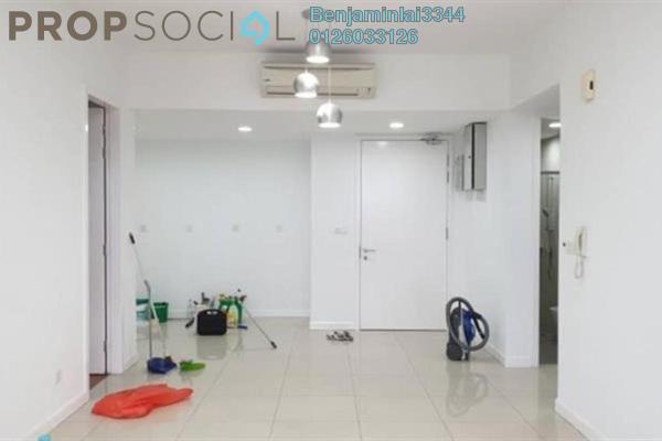 For Rent Condominium at Azelia Residence, Bandar Sri Damansara Freehold Unfurnished 2R/2B 2k
