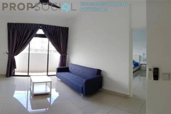 For Rent Condominium at The Meridin @ Medini, Medini Freehold Fully Furnished 1R/1B 1.3k