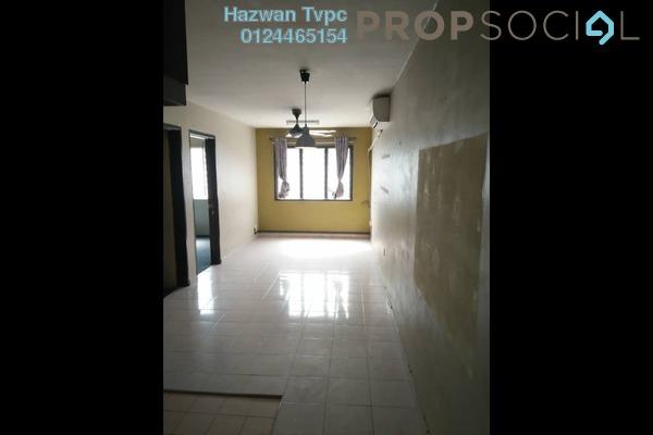For Sale Apartment at Flora Damansara, Damansara Perdana Freehold Unfurnished 3R/2B 170k