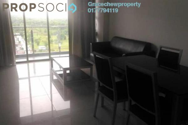 For Rent Condominium at D'Inspire Residence, Skudai Freehold Fully Furnished 2R/0B 1.6k