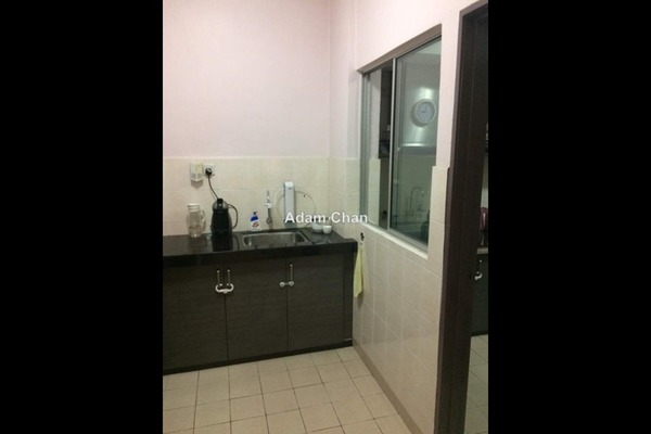 For Sale Condominium at Kinrara Mas, Bukit Jalil Freehold Semi Furnished 3R/2B 450k