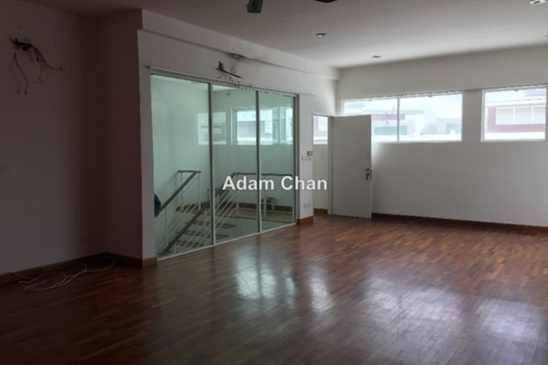 For Rent Semi-Detached at Garden Residence, Cyberjaya Freehold Semi Furnished 6R/6B 4k