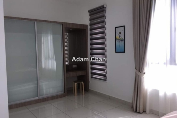 For Rent Serviced Residence at The Clio Residences, IOI Resort City Freehold Fully Furnished 3R/2B 3.5k