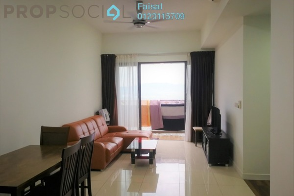 For Sale Condominium at The Elements, Ampang Hilir Freehold Fully Furnished 2R/1B 690k