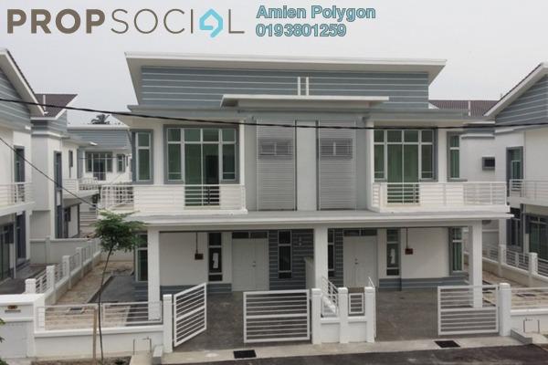 For Sale Terrace at Royal Ivory 2, Bandar Saujana Putra Leasehold Unfurnished 4R/3B 600k