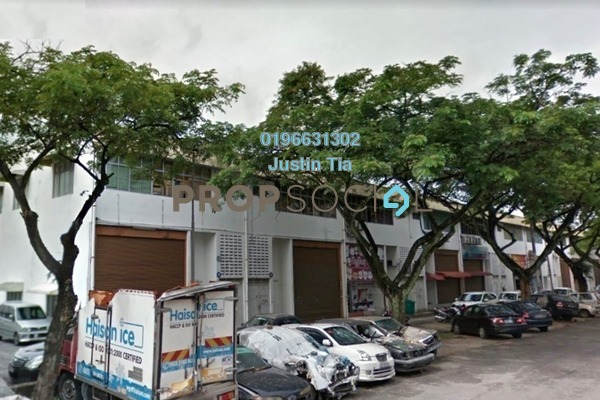 For Rent Factory at Taman Kepong, Kepong Freehold Semi Furnished 0R/0B 6k