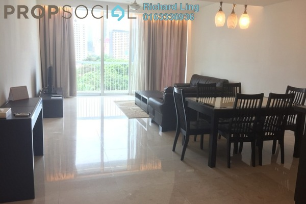 For Rent Condominium at Embassyview, Ampang Hilir Freehold Fully Furnished 3R/3B 6k