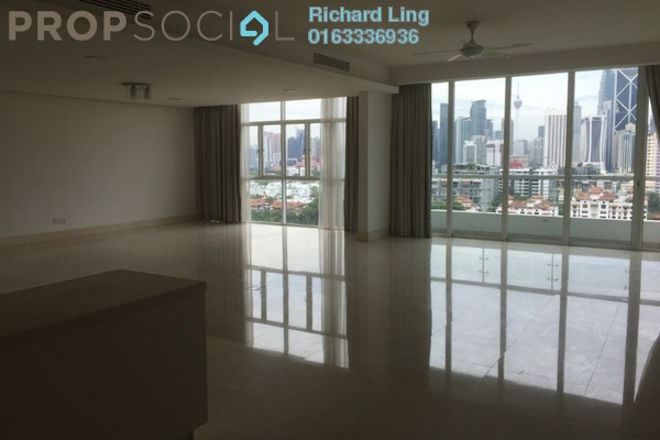 For Rent Condominium at Embassyview, Ampang Hilir Freehold Semi Furnished 4R/5B 10k