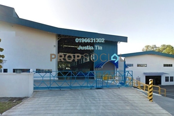 For Sale Factory at Tuanku Jaafar Industrial Park, Senawang Freehold Semi Furnished 0R/0B 11m