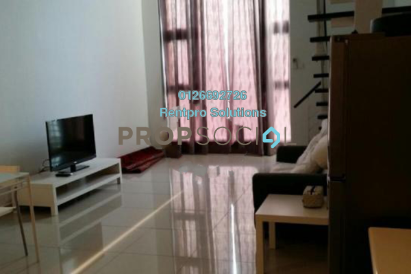For Rent Condominium at The Scott Soho, Old Klang Road Freehold Fully Furnished 1R/2B 1.85k
