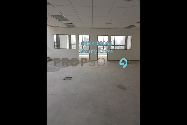 For Sale Office at KL Trillion, KLCC Freehold Unfurnished 0R/0B 3m