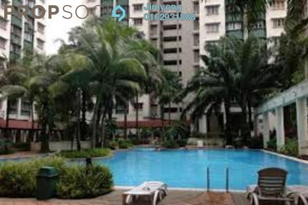 For Rent Apartment at Danau Idaman, Taman Desa Freehold Unfurnished 3R/2B 1.3k