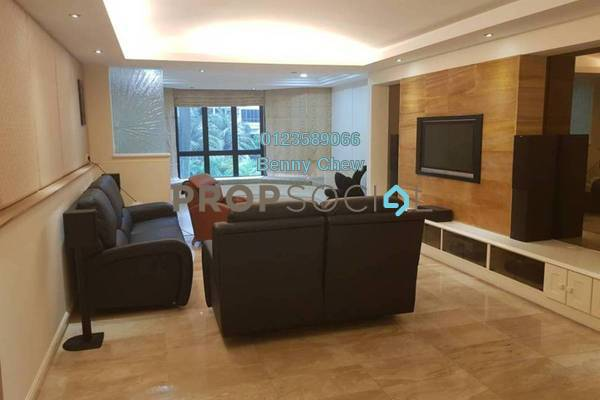 For Sale Condominium at Sri Kenny, Kenny Hills Freehold Fully Furnished 3R/3B 1.55m