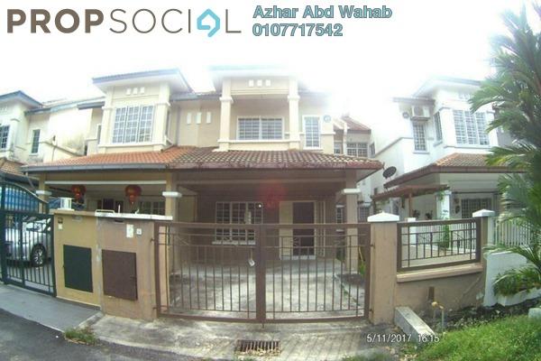 For Sale Terrace at Taman Wawasan, Pusat Bandar Puchong Freehold Unfurnished 4R/3B 710k