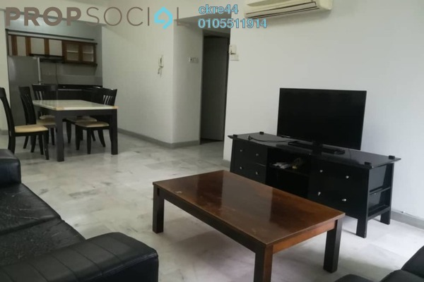 For Rent Condominium at One Ampang Avenue, Ampang Freehold Fully Furnished 3R/1B 1.8k