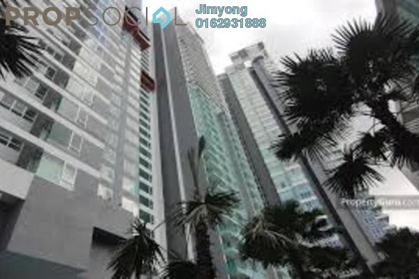 For Rent Condominium at Verticas Residensi, Bukit Ceylon Freehold Semi Furnished 2R/2B 5k