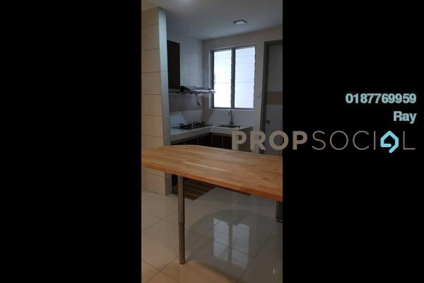 For Rent Condominium at Suasana Lumayan, Bandar Sri Permaisuri Freehold Semi Furnished 3R/2B 1.8k