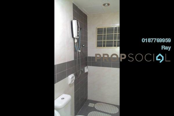 For Rent Apartment at Putra Suria Residence, Bandar Sri Permaisuri Freehold Semi Furnished 3R/2B 1.15k