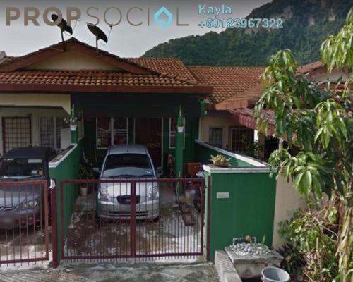 For Sale Terrace at Taman Sri Gombak, Batu Caves Freehold Semi Furnished 3R/1B 400k
