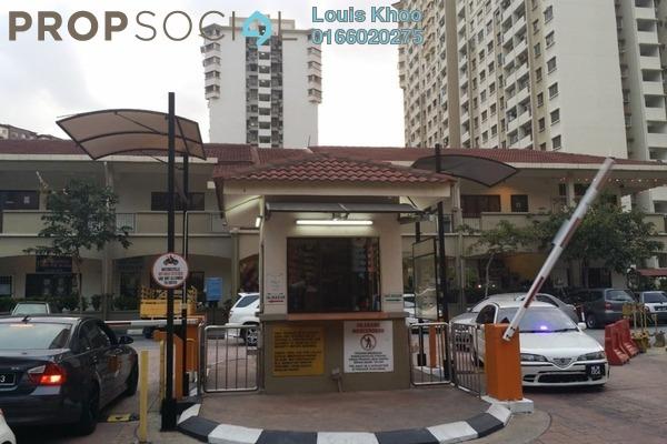 For Sale Condominium at Bayu Tasik 1, Bandar Sri Permaisuri Freehold Unfurnished 3R/2B 388k
