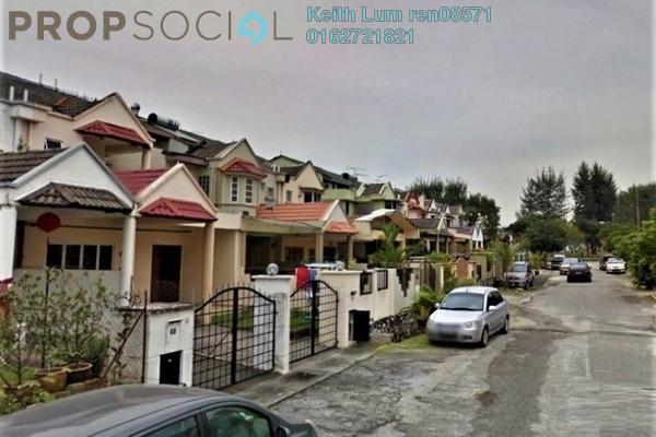 For Sale Terrace at USJ 4, UEP Subang Jaya Freehold Semi Furnished 4R/2B 980k