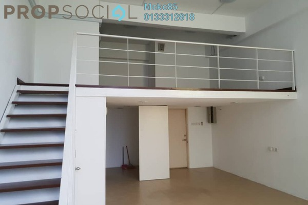 For Rent SoHo/Studio at Subang SoHo, Subang Jaya Freehold Unfurnished 1R/2B 1.9k