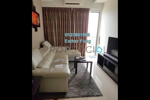 For Rent Condominium at Dex @ Kiara East, Jalan Ipoh Freehold Fully Furnished 3R/2B 2.2k