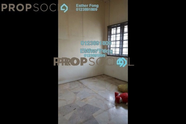 For Sale Apartment at Taman Daya, Kepong Leasehold Semi Furnished 3R/2B 150k