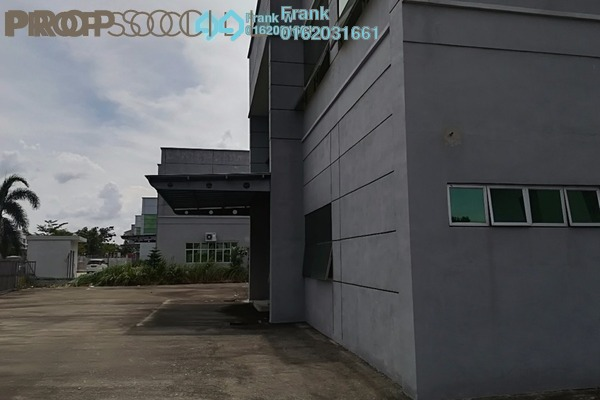 For Sale Factory at Indahpura Industrial Park, Bandar Indahpura Freehold Unfurnished 0R/0B 3.1m